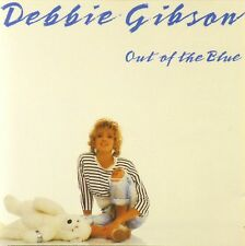 CD - Debbie Gibson - Out Of The Blue - A202
