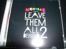 Modular Presets Leave Them All Behind Vol 2 CD Mixed By Bang Gang Deejay's