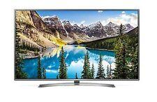 """LG 75"""" 75UJ675V 4K Ultra HD HDR LED TV-Fi Black, Silver"""