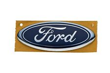 1999-2004 Ford F250 F350 F450 F550 Super Duty Rear Blue Tailgate Emblem OEM NEW