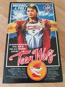 Teen Wolf - VHS Erstauflage *Michael J. Fox* RAR