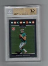 CHAD HENNE 2007 Topps Chrome RC BGS 9.5 20 Available