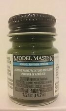 Testors Model Master Acrylic paint 4724, Marine Corps Drab.