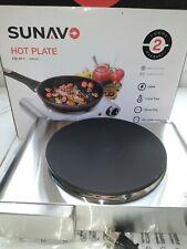 Sunavo hot plate 1500w Brand New