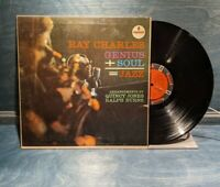 RAY CHARLES Genius + Soul = Jazz ABC/IMPULSE LP stereo gatefold ~