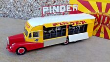 PINDER Circus BERNARD 28 ELECTRICAL GENERATOR TRUCK 1951 MODEL 1:43 Bxd * NEW