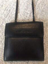 JONES NEW YORK BLACK SIDE BAG CARD HOLDER