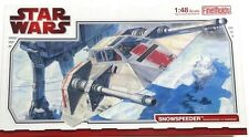 Nuevo Fine Molds 1/48 Star Wars Snow Speeder Modelo Kit SW-10