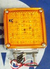 KENWORTH W900 T800 118LED TURN SIGNAL DOUBLE STUD K256-554 HD50118RYL2
