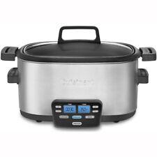 Cuisinart 3 en 1 Cook Central Multi-Cocina Olla Vaporera MSC-600