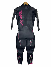 Zoot Womens Triathlon Wetsuit Size Large Z-Force 5.0 - $595