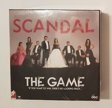 Scandal The Game New
