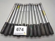 13X Drehmomentschlüssel, Marke Stahlwille, Hazet, 15-85 Nm