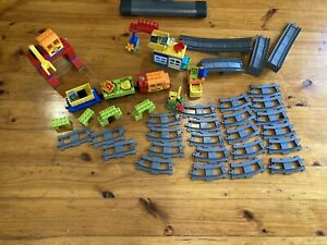 LEGO DUPLO Deluxe Train Set Track System 10508