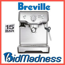 BREVILLE BES810BSS the DUO TEMP PRO 15 BAR ESPRESSO COFFEE MACHINE   2 YRS WNTY