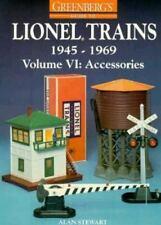 Greenberg's - Lionel Train Soft Cover Book - Volume VI Accessories