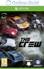 The Crew - Digital Download Code Microsoft Online Key Ubisoft [EU/DE] [Xbox One]