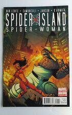 Spider-Island Spider-Woman (Marvel) #1 2011 VF/FN
