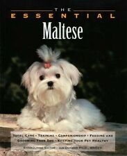 NEW DOG BOOK The Essential Maltese by Ian Dunbar (Paperback)