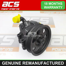 FORD FOCUS POWER STEERING PUMP 2.0 RS TURBO 2002 TO 2003 - RECONDITIONED