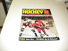 1967 HOCKEY ILLUSTRATED !!!