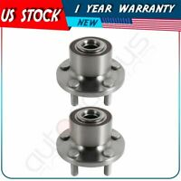Pair Front Left or Right Wheel Hub Bearing Assembly For 08-P5 L Rover LR2 5 Bolt