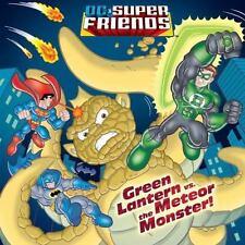 NEW - Green Lantern vs. the Meteor Monster! (DC Super Friends) (Pictureback(R))