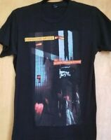 DEPECHE MODE BLACK CELEBRATION T-SHIRT ADULT SMALL BLACK GRAPHIC TEE
