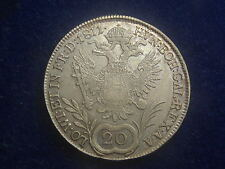 "20 Kreuzer 1811 A  Franz I. "" Erhaltung ""  -   W/16/704"