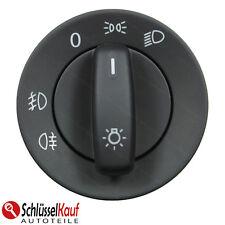 VW Lichtschalter Passat Golf 5 Jetta 3 Touran Tiguan EOS 1K0941431Q Schwarz Neu