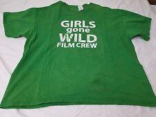Vintage Girls Gone Wild Film Crew Men's T-shirt Size XL