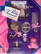 Barbie: Kelly Pretty Treasures: FEEDING Accessory Set #16331 (1996) New, Sealed!