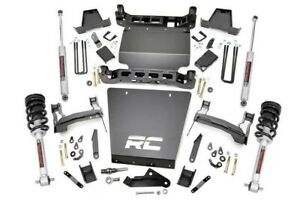 7IN GM SUSPENSION LIFT | BRACKET KIT (14-18 1500 PU 4WD)SKU: 29833