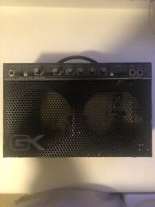 Gallien-Krueger 250ML 100-watt Stereo Amplifier 2 Channel Echo Chorus
