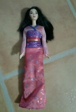 Disney Barbie Sparkling Princess Mulan Glam Fashion Doll 1999 by Mattel