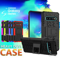 Heavy Duty Rugged Case Cover For Samsung Galaxy S10 S9 S8 Plus S10e Note 8 9 10+