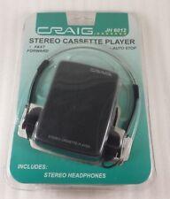 Craig Stereo Cassette Player Model Jh 6012