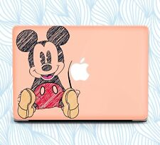 Disney club mickey hard macbook case for pro 13 A1989 Air 13 2018 A1932 #169