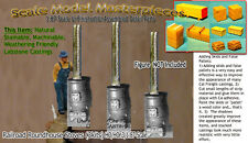 Railroad Roundhouse Stove Kit (3kits) Scale Model Masterpieces fine HO/HOn3/1;87