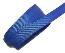 "5 yards Royal blue 3/8"" grosgrain ribbon by the yard DIY hair bows"