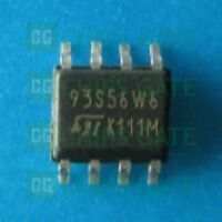 4PCS 93S56W6 Encapsulation:DIP-8,2K 2.5V Microwave Serial EEPROM