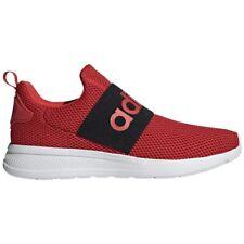 Adidas LITE RACER adaptar 4.0 Para Hombre Zapato Atlético Rojo Negro Blanco Zapatillas Running