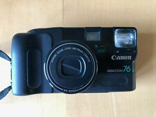 Canon Sure Shot Megazoom 76 with Case and Strap