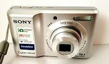 SONY Cyber-Shot DSC-S1900 10.1MP Photo Video DIGITAL CAMERA 3x Digital Zoom Lens