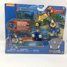 Paw Patrol Sea Patrol – Light Up Chase with Pup Pack and Mission Card