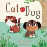 Cat and Dog by Helen Oswald (Paperback, 2015)