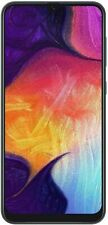 "Samsung Galaxy A50 6.4"" 64GB Black Sprint SPHA505UBLK - New"