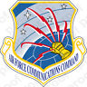 STICKER USAF Air Force Communications Command NEW