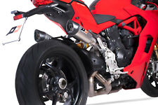 LIGNE SEMI-COMPLETE QD EXHAUST DUCATI SUPERSPORT  - ADUC0500001
