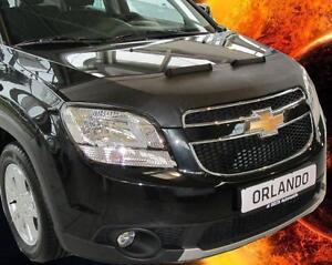 Chevrolet Orlando BRA Steinschlagschutz Haubenbra Automaske Tuning